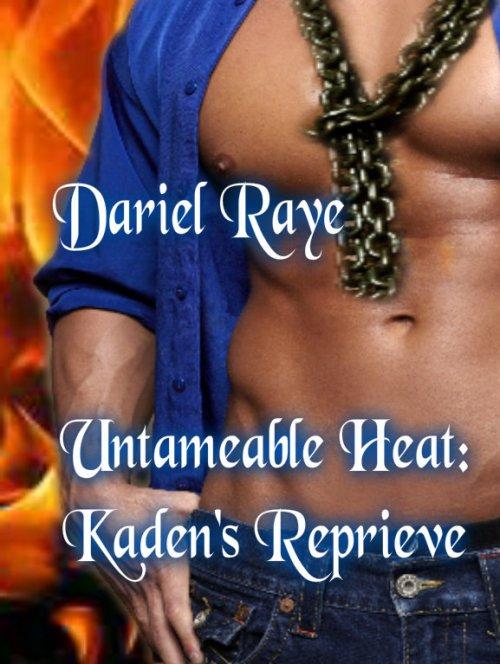 Kaden's Reprieve Cover